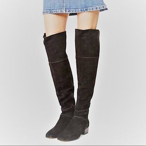 New Joie Over the Knee Boots Retail $498